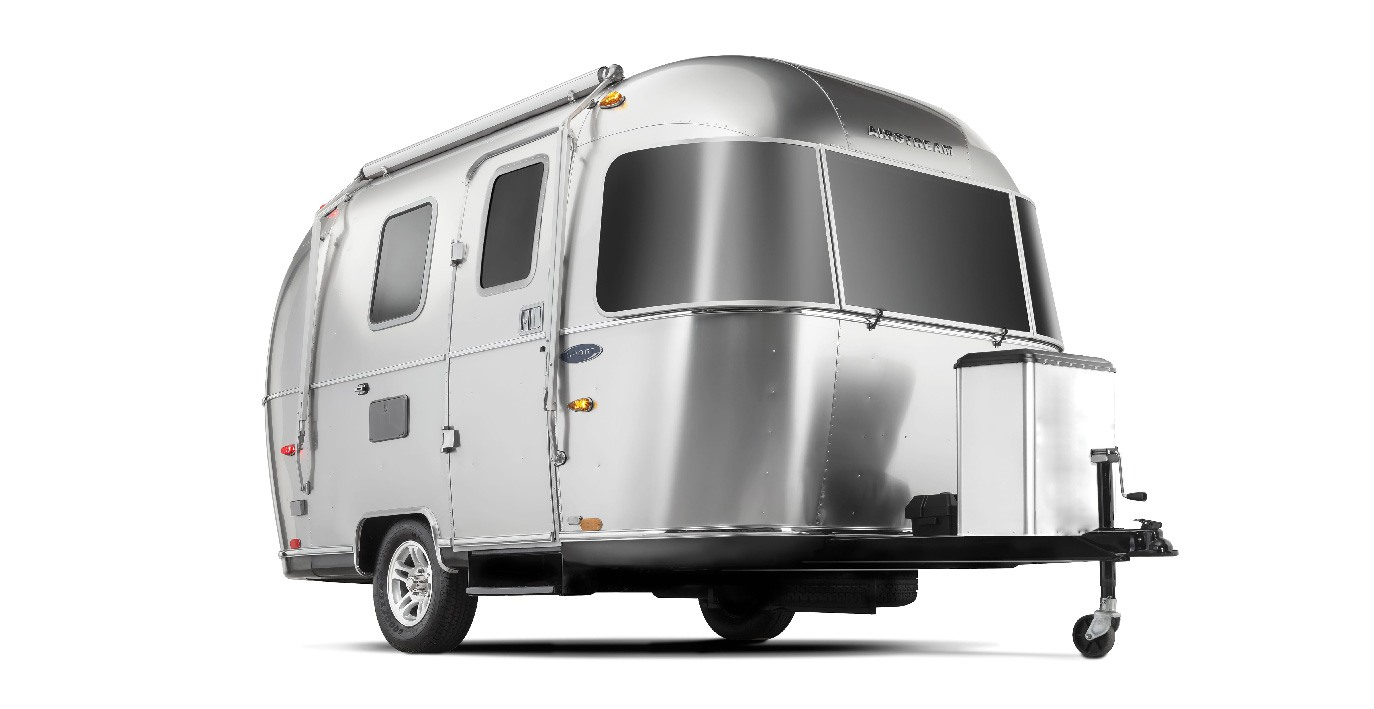 Airstream The Sport trailer
