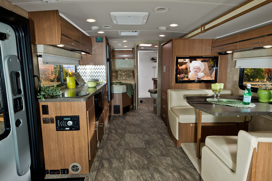 Winnebago Via inside 1