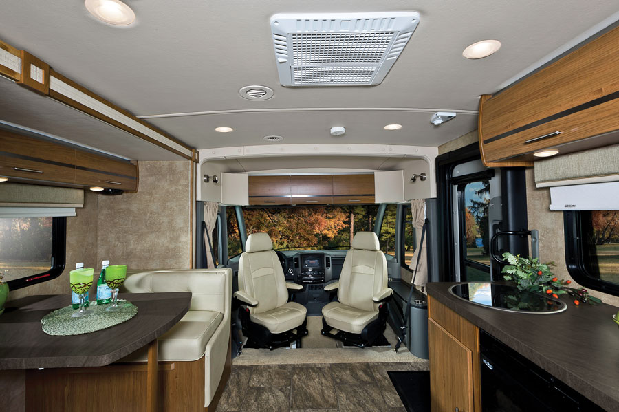 Winnebago Via inside 2